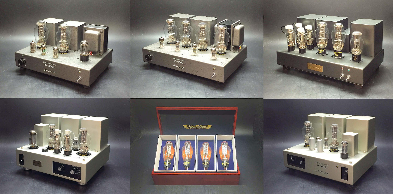 Western Electric 300B version